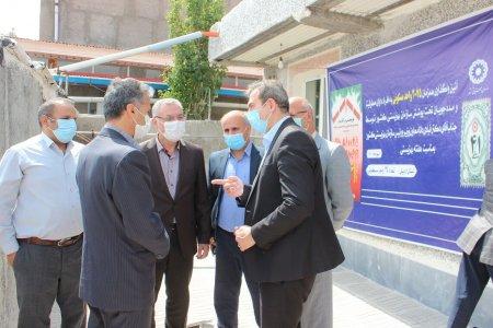 ۲۸۵ واحد مسکونی مددجویی در استان اردبیل احداث شد