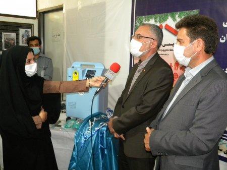 مدیرکل بهزیستی اردبیل: تحویل 19 دستگاه اکسیژنساز از سوی سازمان ملل متحد به سالمندان اردبیل